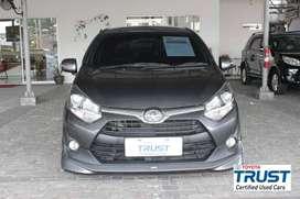 Toyota Trust - TOYOTA AGYA TRD 1.2 MT 2019