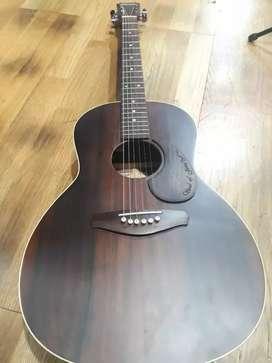 Jual Gitar akustik elektrik merk batik soul
