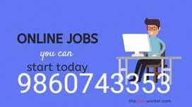 Online part time copy and paste job!!