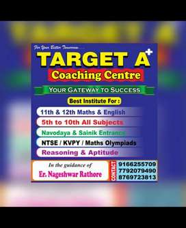Target A+ coaching centre