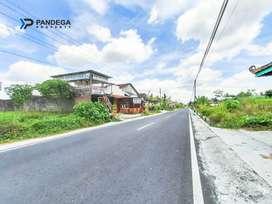 Dijual Rumah dan Ruang Usaha, Jalan Magelang Km 10 Dekat SCH Mall