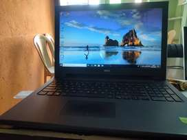 Dell Inspiron , 8 gb ram , i5 processor 4th generation