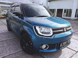 Suzuki Ignis GX MT 2019 Km 26.000 an