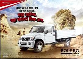 New brand Mahindra Bolero Pickup  1700 kg  9 feet