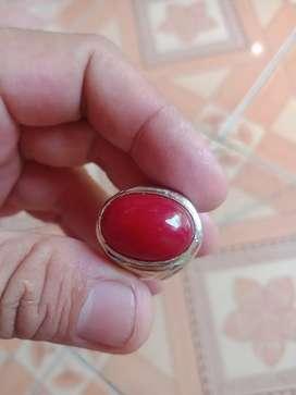 Batu johar merah cirebon level 5