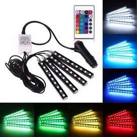 Lampu LED Strip Car Berirama