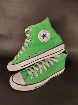 Converse CT As Hi Top Classic Green