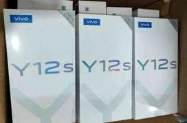 Vivo y12s ram 3/32 garansi 1thn WA respon cepat
