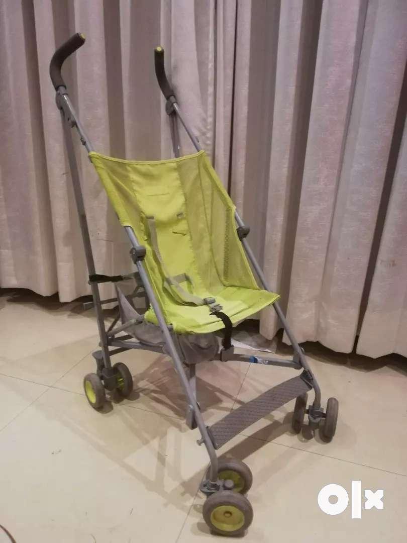Mothercare compact pram cum stroller 0