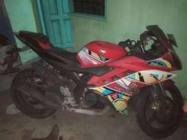 Yamaha R 15 SS Lengkap