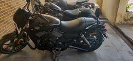 Hardly Davidson's Street 750cc awesome condition