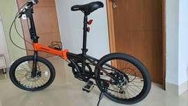 Sepeda Lipat Pacific Splendid 3.0 (Harga Nego)