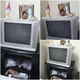 Colured TV