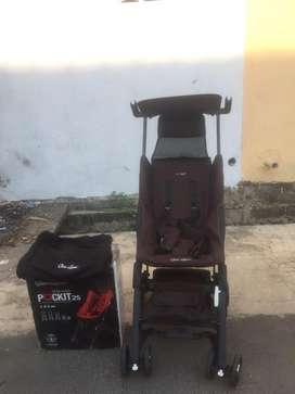 Stroller Cocolatte Pockit 2S 838 gen 6