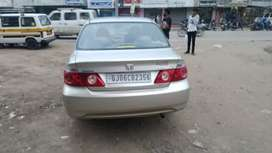 Honda City Zx 2006 Petrol 84000 Km Driven