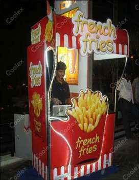 Cook required for French fries stall