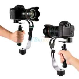 Steadyvid VLOG Video Stabilizer DSLR Canon SLR Nikon Mirrorles action