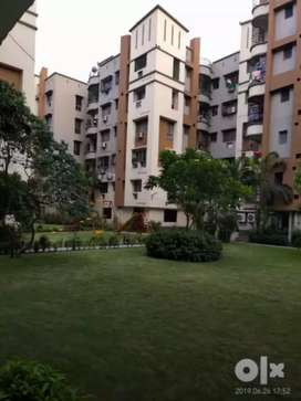 FURNISHED 4BHK South Flat Sale in a Complex, Chinarpark Axis Bank.