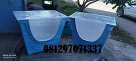 kolam baby spa produksi bahan fiberglass