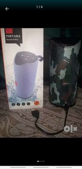 Bluetooth portrait speaker  Rs.350 only