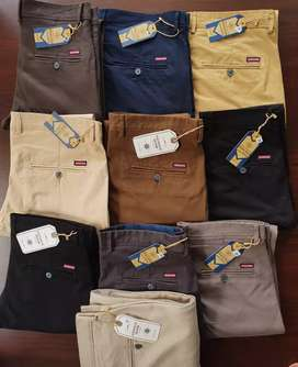 Brand cotton pants wholesale and supplies