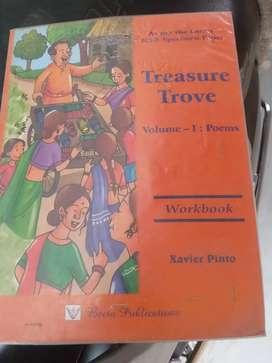Treasure Trove Class 9 (Workbook)