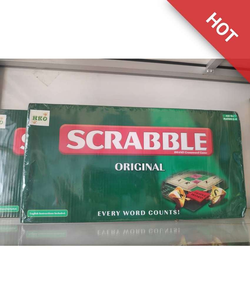 SCARBBLE BOARD GAMES 0