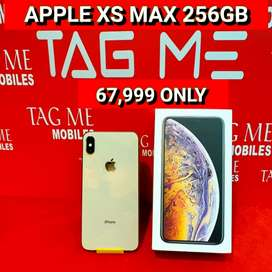 TAG ME '256GB' WITH WARRANTY 'XS MAX'
