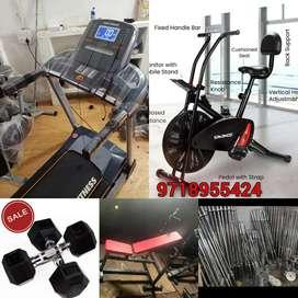 Exercise cycle hi cycle / treadmill