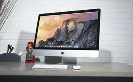 Brand new Apple 4k imac 21.5 inch with box and all accessories