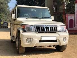 Mahindra Bolero SLX 2WD, 2015, Diesel