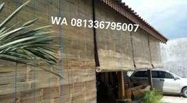 Cod kerei dari bambu tahan segala cuaca
