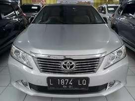 Toyota Camry Bekelas Murah V AT 2014 Silver