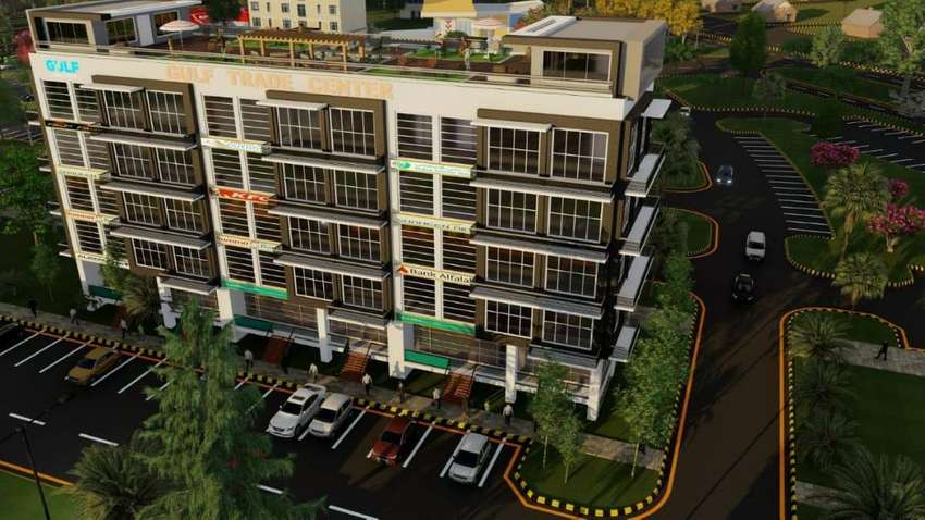 Shops and Offices Available for Sale-Bahria Enclave 0
