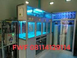 Depot AMIU RO dan mineral ultrafiltrasi
