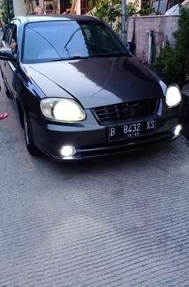 Hyundai excel II