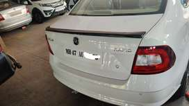 Skoda rapid and vento lip spoiler