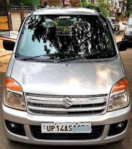 Maruti Suzuki Wagon R 1.0 LXi, 2008, LPG