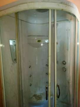 Massage shower bathing tub steamer streamer