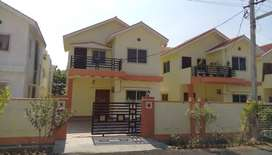 200 sq.yards duplex villa for sale