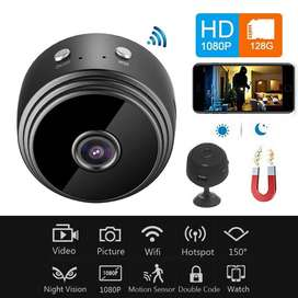 A9 1080p Hd Magnetic Wifi Mini Camera With Hdsf App