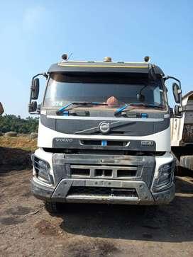 Dump Truck Volvo FMX400