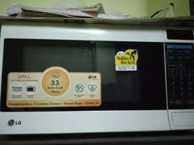 It's a lg micro oven. Call me if interested