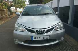 2016 TOYOTA LIVA GD MIND CONDITION. Kerala Re(Exchange will accept)