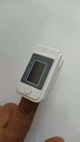 Oximeter pulse