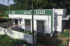 A NEW STYLISH 3BED ROOM 920SQ FT 4.5CENTS HOUSE IN MULAYAM,THRISSUR