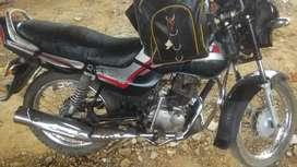TVS victor gx