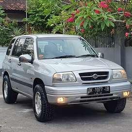 Suzuki Grand Escudo 1.6 MANUAL 2005 Asli Bali