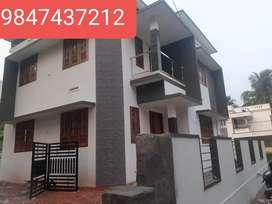 Karaparamb new 3  bhk fancy house