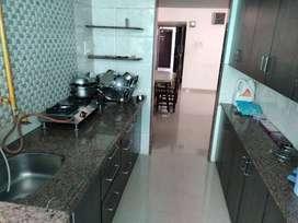 Beautiful 3 bhk semi furnished flat near Jagnath Mandir,Yagnik Road